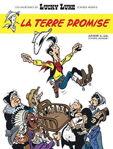 Aventures de Lucky Luke d'aprs Morris (Les) - tome 7 - Terre Promise (La)