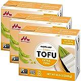 Morinaga Silken Tofu, Extra Firm, 3 X 349 g