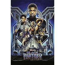 Póster Black Panther - Long Live The King [One Sheet] (61cm x 91,5cm) + 1 póster sorpresa de regalo