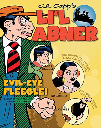Li'l Abner: The Complete Dailies and Color Sundays Volume 8: 1949-1950