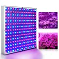 Superdream® LED Grow Light for Indoor Garden Greenhouse and Hydroponic Full Spectrum Growing Lamps 15W Red Blue Hanging Light
