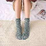 Ausgezeichnetes Produkt Baumwolle Socken_Mori Frauen Serie Tube Socks ethnischen Stil Retro weiblichen Baumwolle 10 Paare, grün