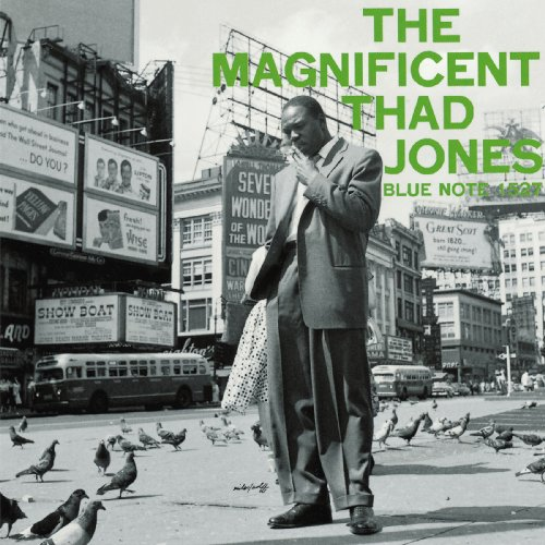 Magnificent Thad Jones,the