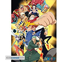 Posters: One Piece Mini Poster - New World Fight (52 x 38 cm)