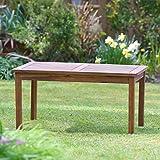 Plant Theatre Table Canapé de jardin en bois dur–Superbe Qualité