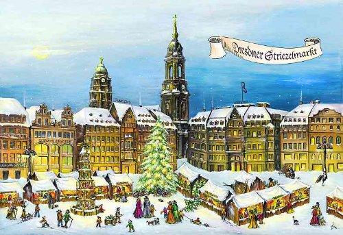"""Adventskalender """"Dresdner Striezelmarkt"""""""