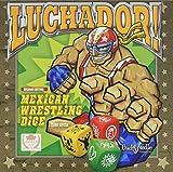 "backspindle Spiele mexikanischen Wrestlers "". Mexican Wrestling"" Würfelspiel"
