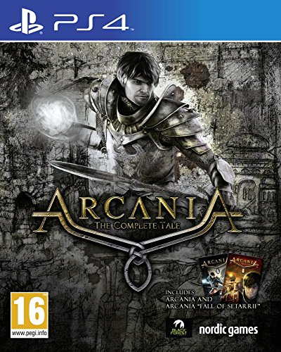 ArcaniA: The Complete Tale 61w0pp5TMEL