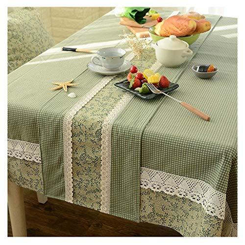 Cxmm Tischfahne Tischdecke Bett Handtuch Frische Garten Kerzensichere Tee Tisch TV Schrank Nähen 30 * 180 cm (Und Schränke Tische Nähen,)