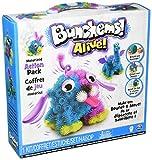 Bunchems Alive Con Palla Vibrante Multicolore Mega Kit !! Colorati Bunchems - costruire tutto quello che vuoi! È possibile creare i vostri animali preferiti, le forme e le costruzioni! Con Bunchems l'unico limite è la vostra immaginazione! Strizzarli...