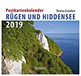 Postkartenkalender Rügen/Hiddensee: 2019