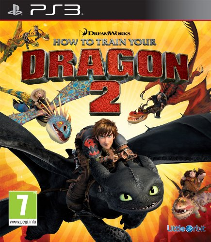 How to Train Your Dragon 2 PS3 (A Train To Videospiel Dragon How)