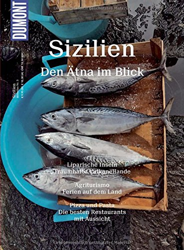 Preisvergleich Produktbild DuMont BILDATLAS Sizilien: Im Bann des Ätnas
