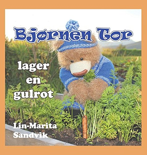 Bjørnen Tor Lager En Gulrot