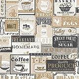 Amazon.it: carta da parati vintage: Casa e cucina