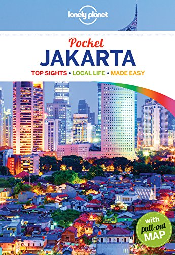 Lonely Planet Pocket Jakarta (Travel Guide)