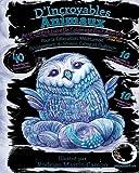 Telecharger Livres ANTI STRESS Livre De Coloriage Pour Adultes Sur Un Fond Noir D Incroyables Animaux (PDF,EPUB,MOBI) gratuits en Francaise