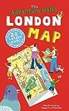 The Adventure Walks London Map: 20 London Sightseeing Walks for Families