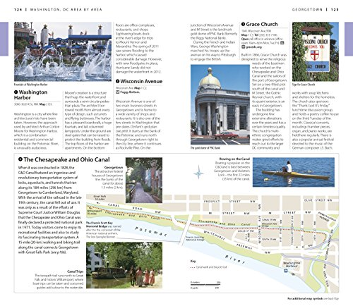 DK Eyewitness Travel Guide. Washington, D.C.