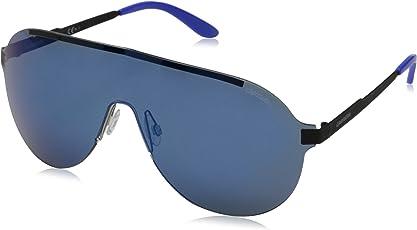 Carrera CA92S Aviator Sunglasses, Black/Metallic Black, 99 mm