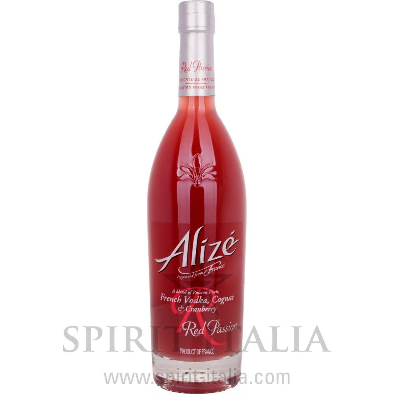 Alizé Liqueur Red Passion 16,00 % 0.7 l.