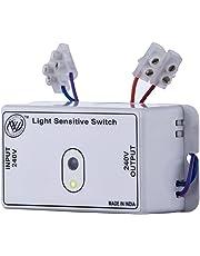 Walnut Innovations Day Night Sensor,Light Sensor Switch,Automatic Light Switch