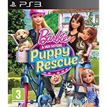 Barbie and Her Sisters Puppy Rescue (PlayStation 3) [UK IMPORT]