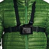 GoPro, GCHM30-001 Brustgurt Halterung (vertikale Schnellspannschnalle, Rändelschraube) -