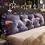 LXRZLS Pillow Perfect Outdoor extragroßes Kissen Outdoor Kissenbezug schlafsofa 3 größe 100 cm / 120 cm / 150 cm (39,3/47,2/59 Zoll). (Size : 120cm)