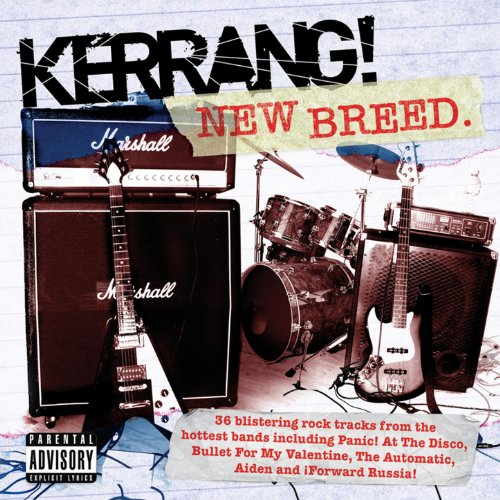 Kerrang! New Breed [Explicit]