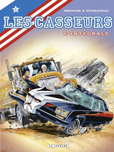 Les Casseurs - Intégrale - tome 1 - Les Casseurs - Intégrale T1