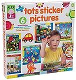 Best ALEX Toys Toddlers Toys - Alex Toys Jr. Tots Sticker Pictures Art Supplies Review