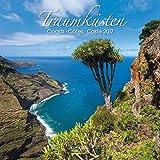 Traumküsten - Broschur Kalender 2017 - Korsch-Verlag - offen 30 cm x 60 cm