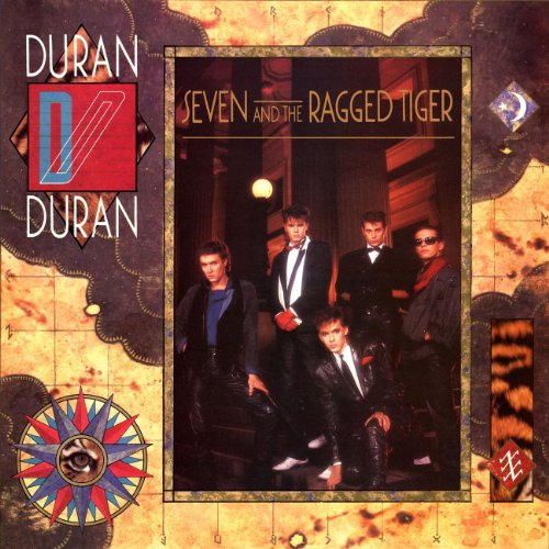 Duran Duran: Seven and the Ragged Tiger (Audio CD)