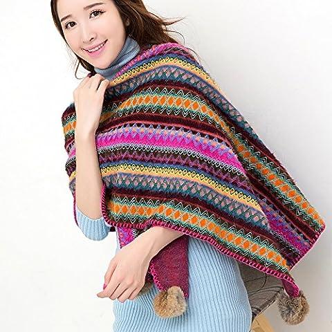 Autunno Inverno Womens Fashion eleganza Super Morbida sciarpa scialle Europa Street Style(cotone/lana/filo/seta)W-230