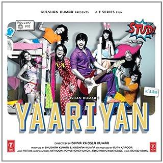 YAARIYAN - 2013 - OFFICIAL BOLLYWOOD SOUNDTRACK CD - Pritam, Mithoon, Yo Yo Honey Singh, Arko Pravo Mukherjee