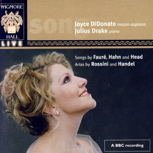 Wigmore Hall Live - Songs By Fauré, Hahn, And Head; Arias By Rossini And Handel
