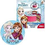 Dekora Frozen Disco de Azúcar - 15 gr