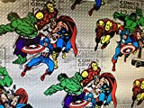 Marvel Comics Gruppe von Federn Creative halben Meter
