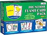 #6: Creative Educational Aids 0512 Pre School Flash Card Pack - 1