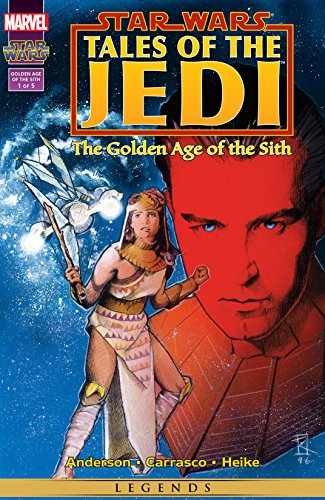 Star Wars: Tales of the Jedi - The Golden Age of the Sith (1996-1997) #1 (of (Wars E Star Walk)