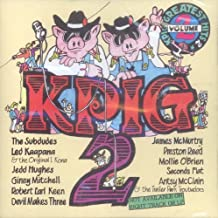 KPIG Greatest Hits Vol. 2 by The Subdudes