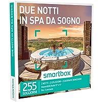 Smartbox - Cofanetto Regalo - DUE NOTTI IN SPA DA SOGNO - 255 soggiorni con benessere in hotel 3* e 4*