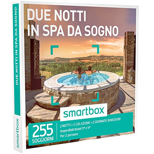SMARTBOX - Cofanetto Regalo -DUE NOTTI IN SPA DA SOGNO