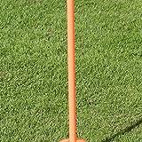 Bild: Stange in 4 Farben Länge 100 cm  25 mm für Agility  Hundetraining orange