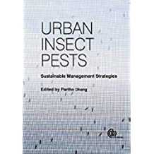 Urban Insect Pests: Sustainable Management Strategies