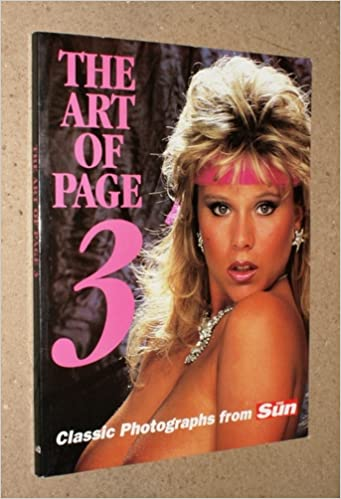 Best Sun Page 3 Of >> The Art Of Page 3 Classic Photographs From The Sun Amazon