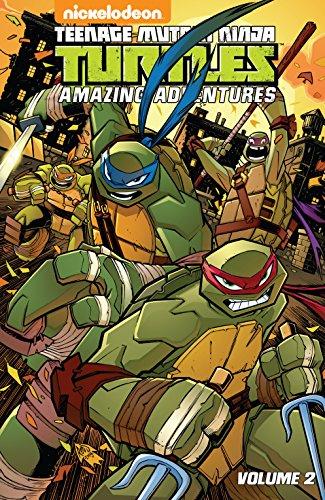 Teenage Mutant Ninja Turtles: Amazing Adventures Vol. 2 ...