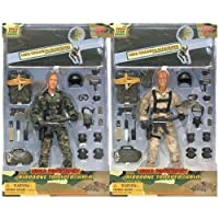 World Peacekeepers (12-Inch) Airborne Trooper Set by Peterkin UK Ltd