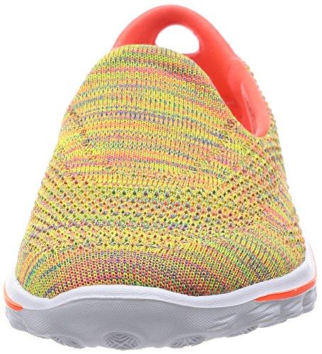 Skechers - Go Walk 2 Hypo, Sneakers da donna Yellow Multi ...